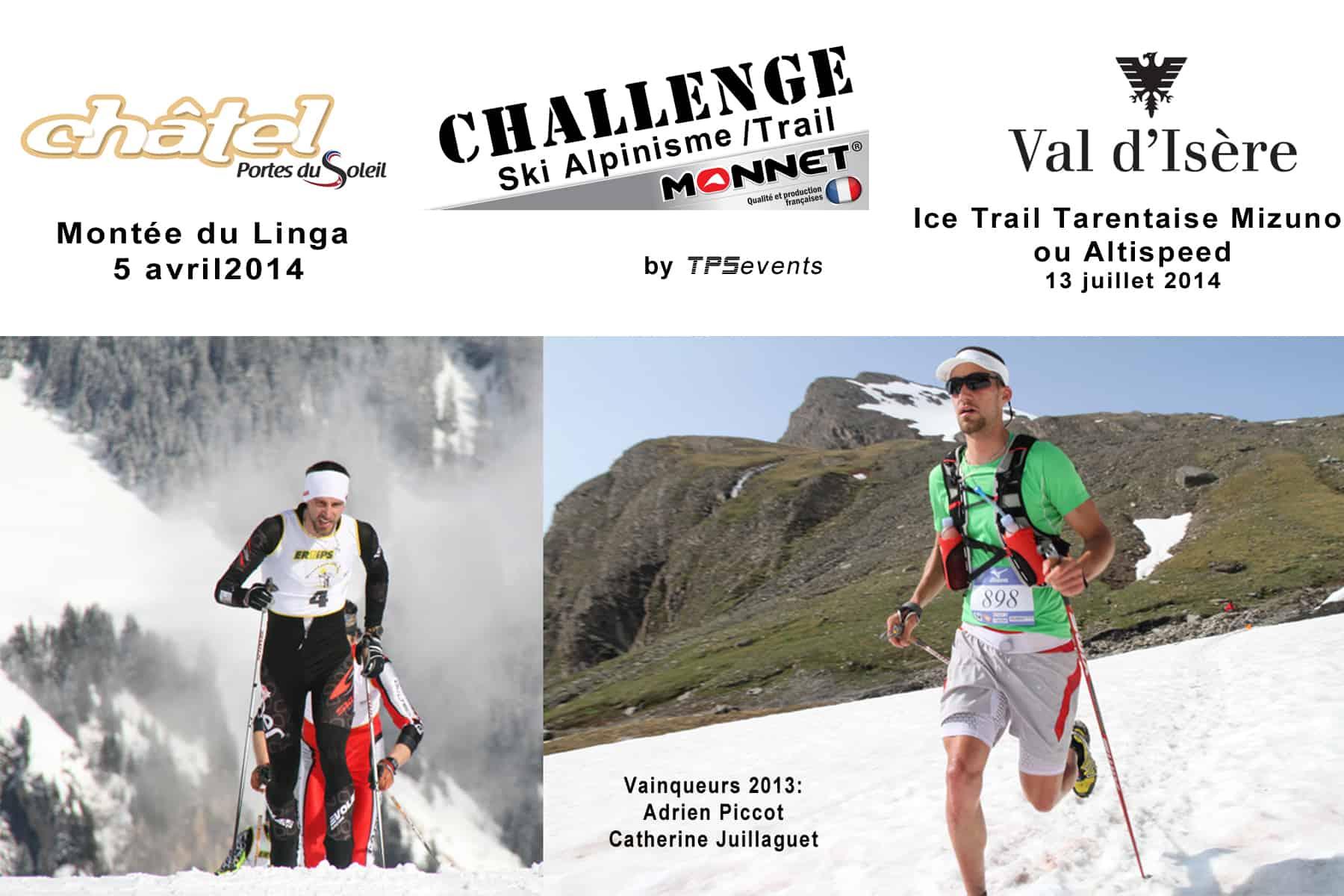 Challenge skitrail